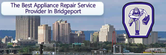 Schedule your appliance service appointment in Bridgeport, CT 6699 today.